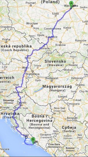 mapa_do_chorwacji
